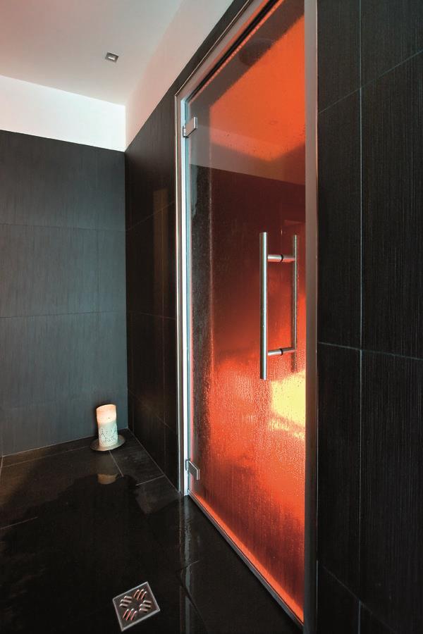 Spa con centro benessere con sauna e bagno turco